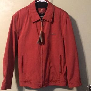 BaoLouShiJia Red Sport jacket